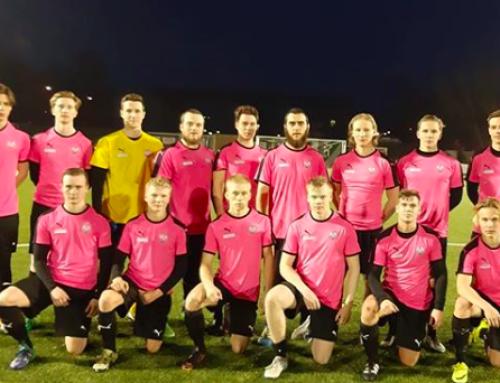 FC Kirkkonummen miehille kotivoitto