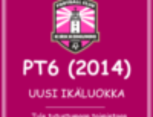 PT6 (2014) – Uusi ikäluokka